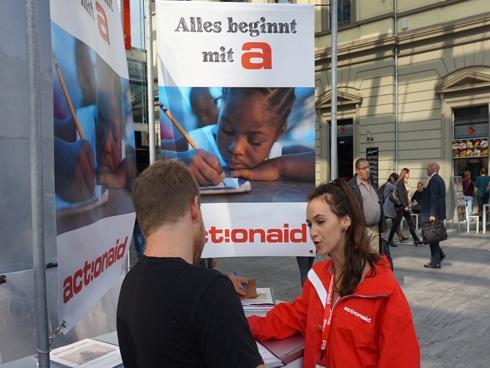 ActionAid setzt verstärkt auf Corris