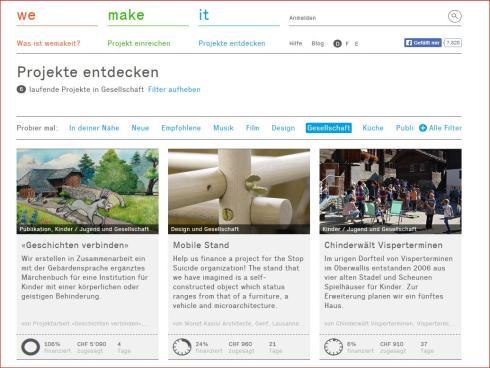 Swisscom setzt auf Crowdfunding