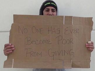 homelessklein