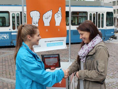 Dialoger für Kampagnen in Deutschschweiz (40-100%)