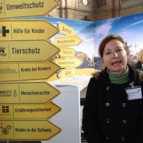 Spendenhelfer - ein Pilotprojekt der Glücksfäh GmbH und der Corris AG