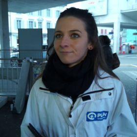 Interview mit Dialogerin in Uster